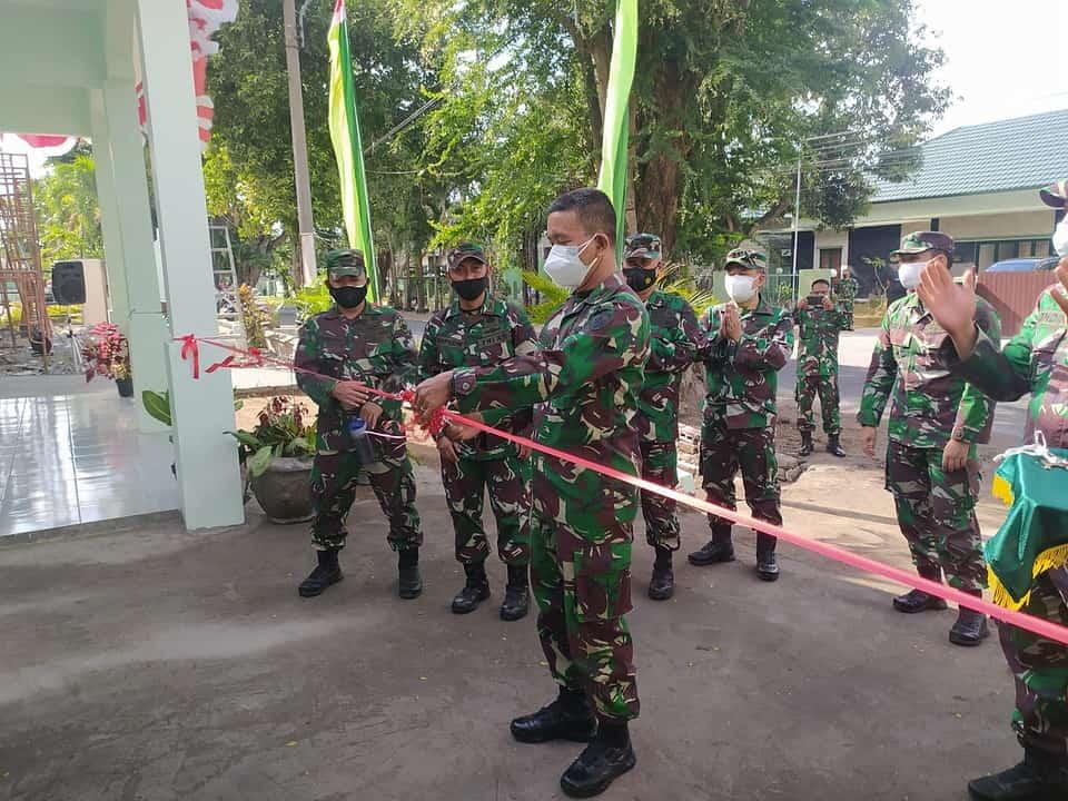 Renovasi Selesai, Rumdis Pasi Korem 163/Wira Satya Siap Dimanfaatkan