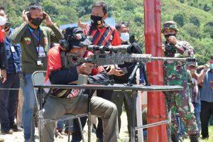 Para Sniper Berlomba di Danau Toba Untuk Mengembangkan Sport Tourism