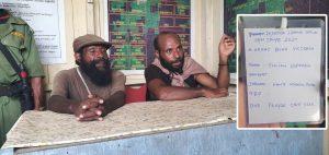 Bersama Masyarakat, Koramil Batom Sergap Dua Anggota KSTP Kelompok Ngalum Kupel