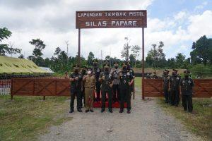 Pangdam XVIII/Kasuari Tutup Dikmata TNI AD Gel. I TA. 2021 Kodam XVIII/Kasuari