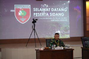 SisihkanRibuan Calon, 51 Pemuda Sultra Bertarung Jadi Prajurit TNI AD