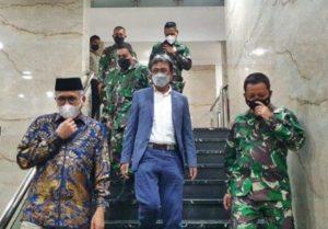 Pangdam IM, Gubernur Aceh dan Rektor USK Bahas Pembangunan Aceh
