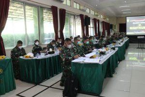 Waaslat Kasad Bidang Latihan : Latihan Pra Tugas Perbatasan Indonesia-Malaysia sangat Penting Guna Menjaga Kedaulatan Negara