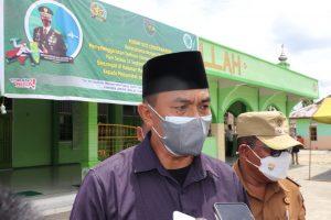 Tekan Laju Penyebaran Covid -19, Kodam XVII/Cenderawasih Bersama FKUB Kabupaten Keerom Gelar Serbuan Vaksinasi