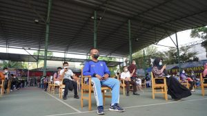 Pangdam II/Sriwijaya Kunker ke Korem 042/Gapu Provinsi Jambi, Tinjau Serbuan Vaksinasi Massal dan Peresmian Gedung Panti Asuhan Bhadar Gapu