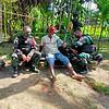 Berikan Pelayanan Kesehatan Keliling, Satgas Yonif 512/QY Imbau Warga Patuhi Prokes