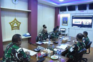 Danpuspomad Cek Kesiapan Pengamanan PON XX Papua