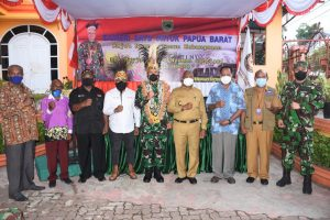 Pangdam XVIII/Kasuari : Kita Harus Bersama-sama Membangun Tanah Papua Ini Dengan Penuh Kedamaian