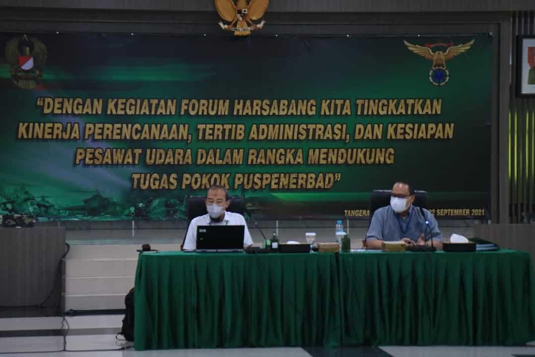 Puspenerbad Selenggarakan Forum Harsabang Tahap II TA 2021