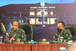 PON XX Tinggal Beberapa Saat Lagi Dibuka, Pangdam XVII/Cenderawasih Pimpin Rapat Kesiapan Bersama Pejabat Kodam