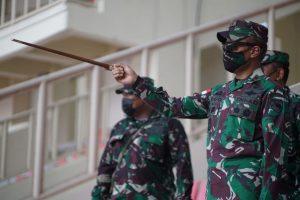 Yakinkan Pembukaan PON XX Berjalan Lancar, Pangdam XVII/Cenderawasih Cek Kesiapan Pengamanan Stadion Utama Lukas Enembe