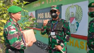 Penekanan Pangdam I/BB Kepada Prajurit Satgas Pamtas RI-PNG Yonif 131/Brs