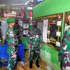 Pangdam I/BB Kunjungi Pos Koya Koso Satgas Pamtas RI-PNG Yonif 131/Brs