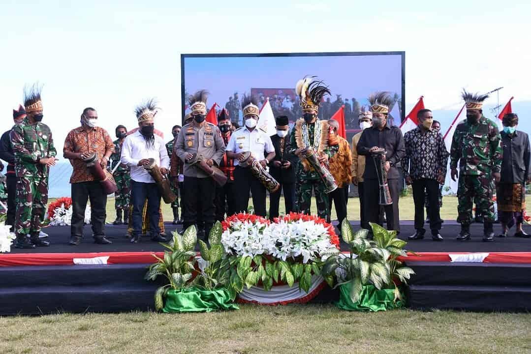 Kodam XVIII/Kasuari Gelar Harmonisasi Papua Barat, Wujud Kebersamaan dan Persatuan Bangsa
