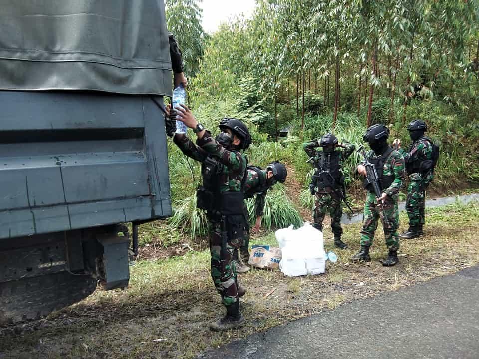 Logistik tidak dapat Memenangkan Pertempuran, Namun Tanpa Logistik Pertempuran Tidak Dapat Dimenangkan