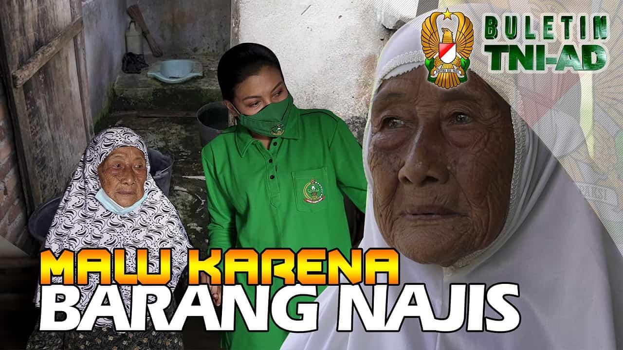Warna-Warni WC Mbak Sibeng | BULETIN TNI AD