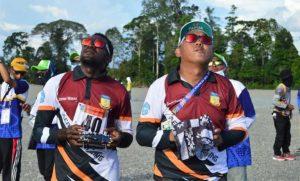 Putra PNS Korem 172/PWY Raih Medali Emas Pada PON XX Papua