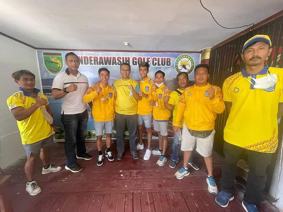 Hadir di Papua, Danrem 162/WB dan Gubernur NTB Beri Motivasi Atlet PON NTB
