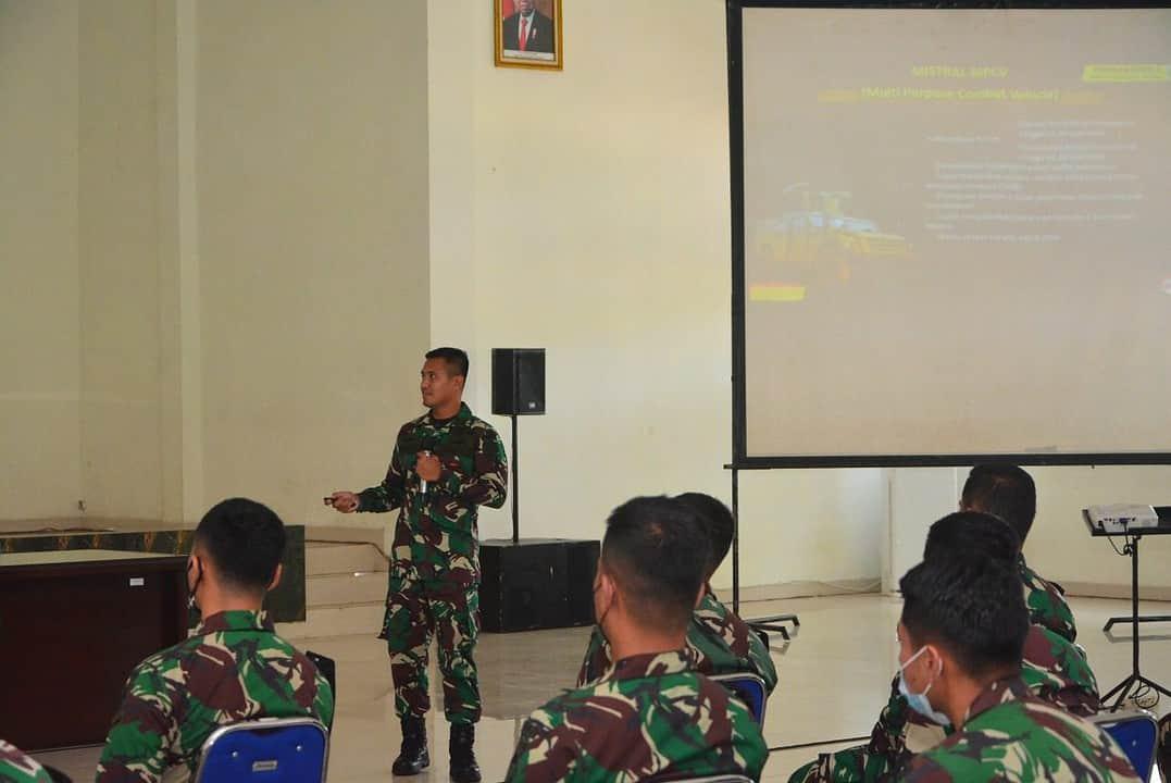 Studi Ekskursi, Bamasis Diploma 4 Angkatan III Poltekad Kunjungi Madivif 2 Kostrad