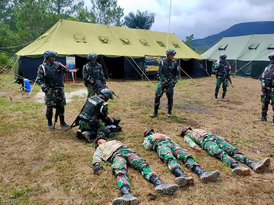 Tawanan Perang Dilindungi di Daerah Berbahaya dan Tegakkan Hukum Humaniter