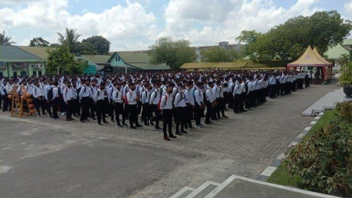 Jadi Prajurit TNI AD, Asa 9 Pemuda Bajau Sultra